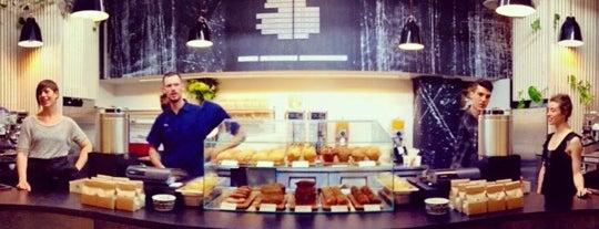 Sam James Coffee Bar (SJCB) is one of #ThirdWaveWichteln Coffee Places.