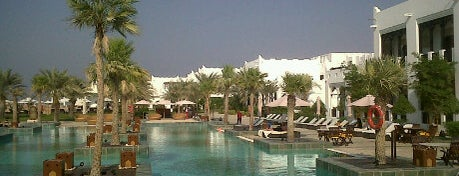 Sharq Village & Spa is one of World Sites.
