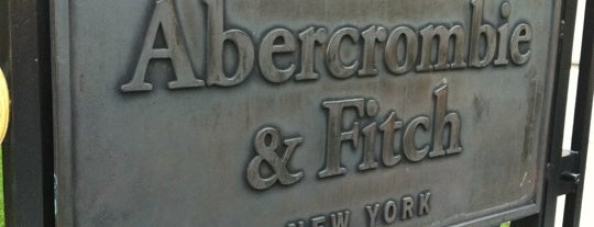 Abercrombie & Fitch is one of Commerces.