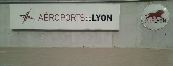 Aéroport Lyon-Saint Exupéry (LYS) is one of Airports in Europe, Africa and Middle East.