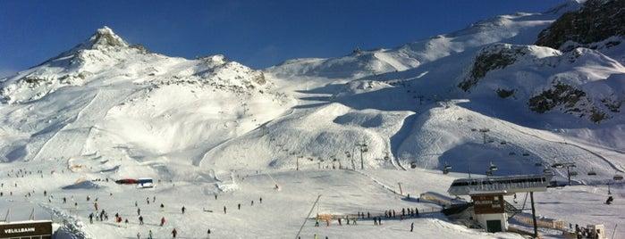 Idalp is one of Ski Bum (Worldwide).
