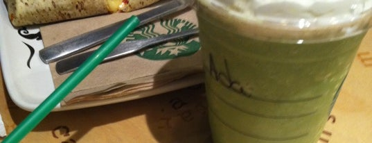 Starbucks is one of Cafés Pachuca.