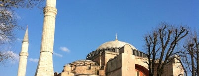 Hagia Sophia is one of Denemeden geçmeyin! ;).