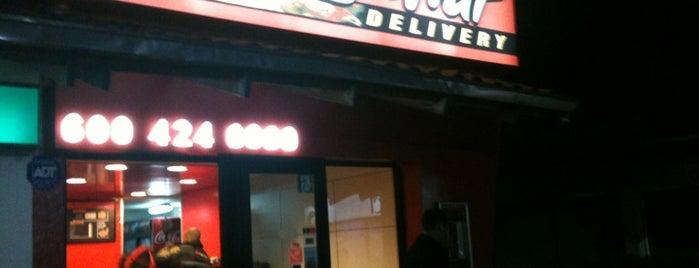 Pizza Hut is one of Gastronomía en Santiago de Chile.