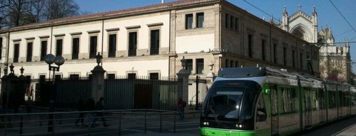 Parlamento Vasco / Eusko Legebiltzarra is one of Best places in Euskadi.