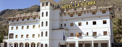 Hotel La Sierra is one of Dónde comer y dormir en Antequera.