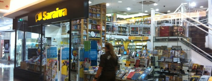 Saraiva is one of comércio & serviços.