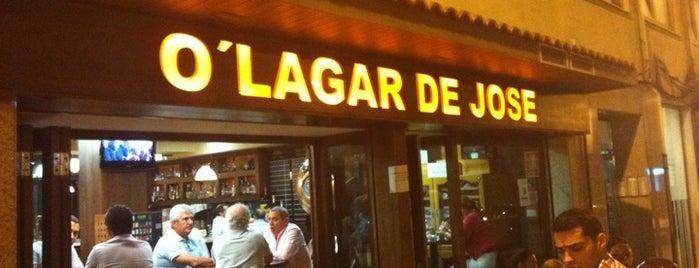 O' Lagar De José is one of De mucho us.