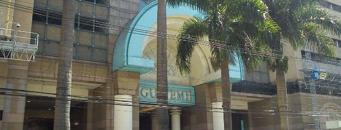 Shopping Iguatemi is one of SP.