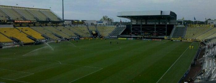 MAPFRE Stadium is one of MLS Stadiums.