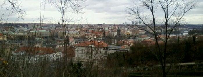 Chotkovy sady is one of Historická Praha.