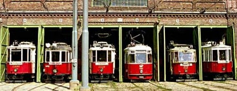 Remise – Verkehrsmuseum der Wiener Linien is one of Vienna, Austria - The heart of Europe - #4sqCities.