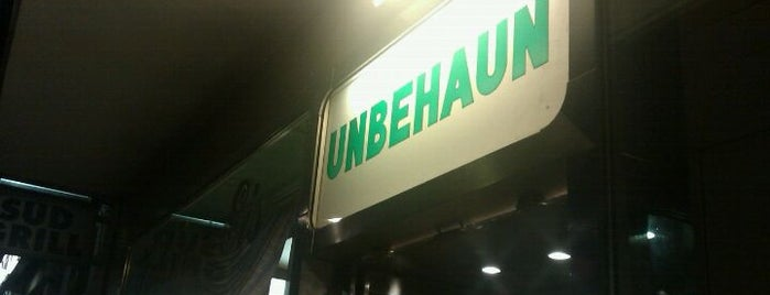 Unbehaun Eiscafé is one of Düsseldorf.