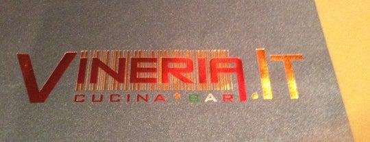 Vineria.IT Cucina + Bar is one of Makan @ KL #8.