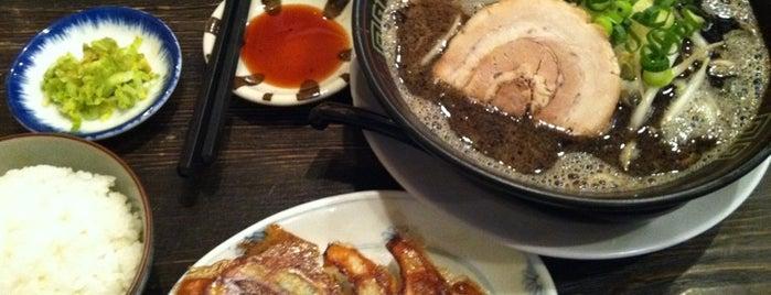 大砲ラーメン 本店 is one of ramen.