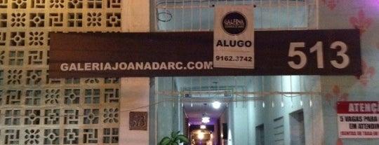 Galeria Joana D'Arc is one of Recife.