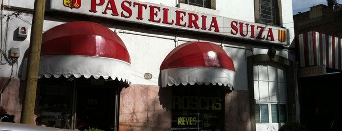 Pastelería Suiza is one of Centro-Roma-Condesa-Polanco.