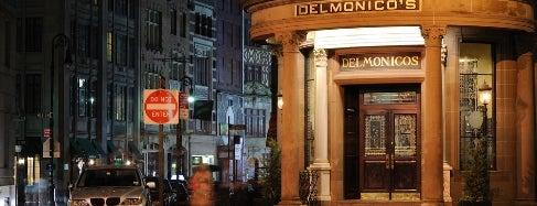 Delmonico's is one of NYC Restaurant Week Uptown.
