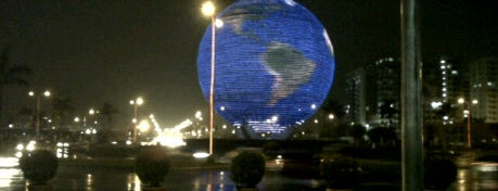 Mall of Asia Globe is one of Manila's Best Places to Visit.