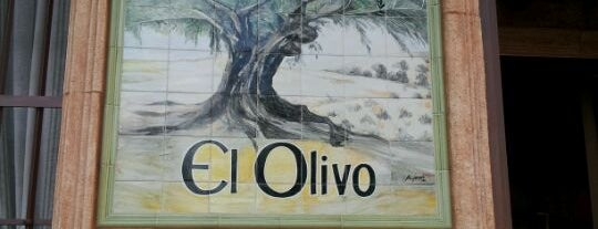 El Olivo is one of Donde comer en cordoba.