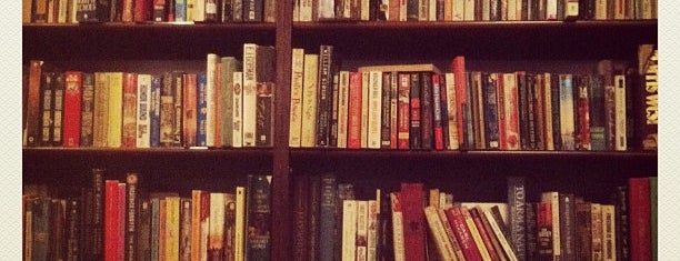 The Bookworm is one of Libraries and Bookshops.