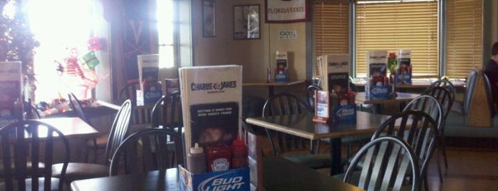 Charlie & Jakes BBQ is one of Frequent Check In's.