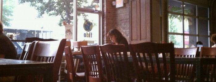 Fido is one of Nashville's Best Coffee - 2012.