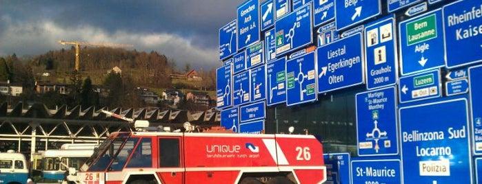 Verkehrshaus der Schweiz is one of Discover Lucerne.