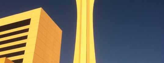Stratosphere Casino, Hotel & Tower is one of Vegas Death March.