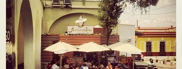 Jarochostyle is one of Coffee Break.