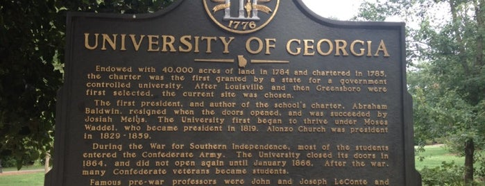 University of Georgia is one of NCAA Division I FBS Football Schools.