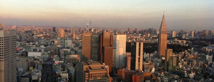 Park Hyatt Tokyo is one of tokyo.