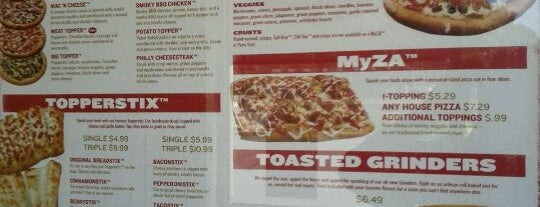 Toppers pizza place coupons