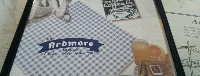 Ardmore Tea Room is one of Halifax, NS.