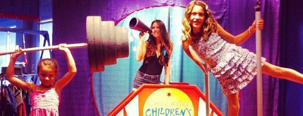 Chicago Children's Museum is one of Hipsqueak Awards Nominees.