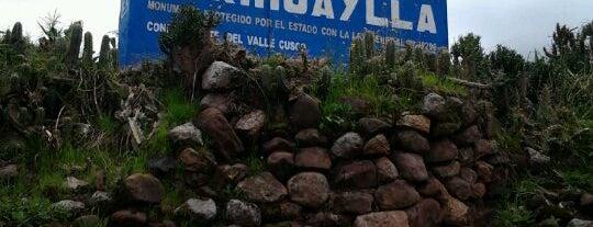 Zona Arqueológica Surihuaylla is one of Perú.