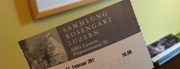 Sammlung Rosengart is one of Gratis ins Museum.