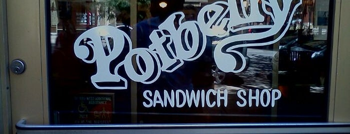 Potbelly Sandwich Shop is one of Streeterville & Gold Coast.