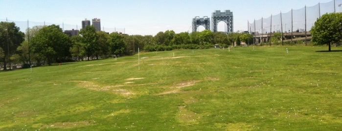 Randalls Island Golf Center is one of I want to go to there.