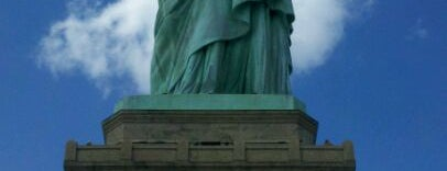 Liberty Island is one of NYC.