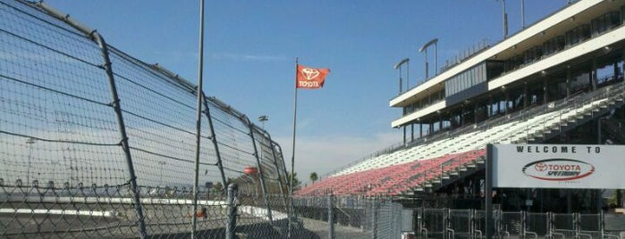 Irwindale Event Center is one of Favorite places.