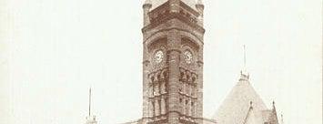 Cincinnati City Hall is one of Surviving Historic Buildings in Cincinnati.