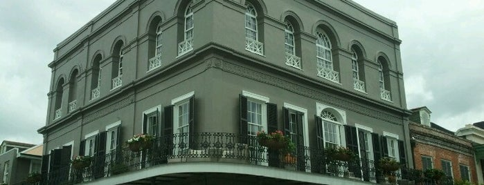LaLaurie House is one of Paranormal Traveler.