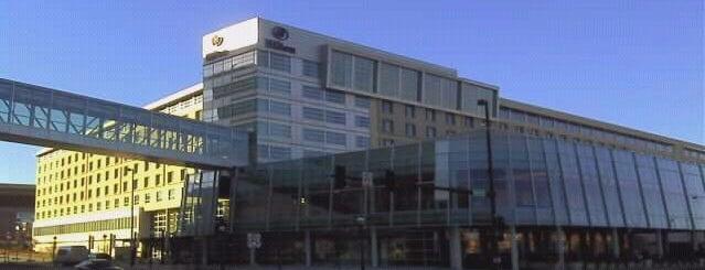Hilton Omaha is one of Hotel / Casino.