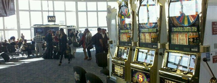 McCarran International Airport (LAS) is one of World Airports.