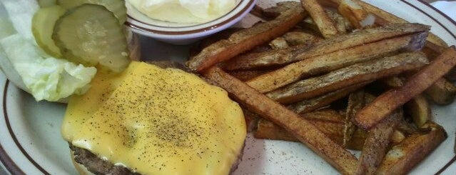 Peppy Grill is one of A foodie's paradise! ~ Indy.
