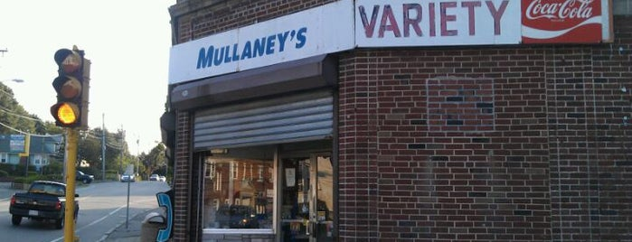 Mullaney's is one of Quincy- City of Presidents.