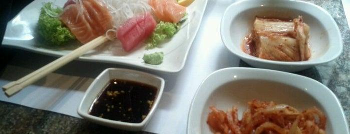 Kimchi Restaurant is one of Japanese.