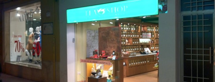 Tea Shop is one of Teterias.
