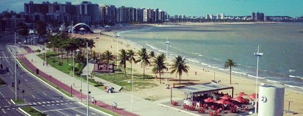 Praia de Camburi is one of Espírito Santo.